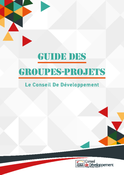 Guide des groupes – projets